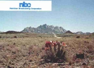 QSL Namibia Broadcasting Corporation, 1993