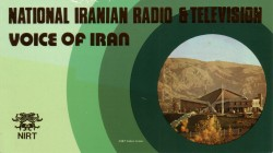 QSL Voice of Iran 1978